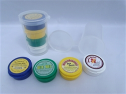 PLASTIC TRAVEL KIT - UNSCENTED LIP BALM