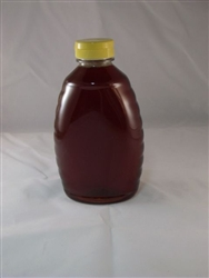 HONEY 2 POUND PLASTIC JAR